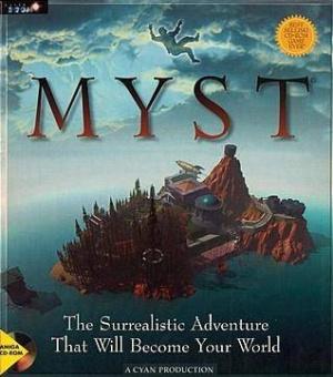 Myst sur Amiga