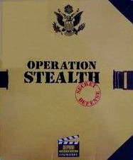 Operation Stealth sur Amiga
