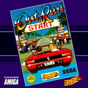 OutRun sur Amiga