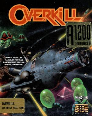 Overkill sur Amiga