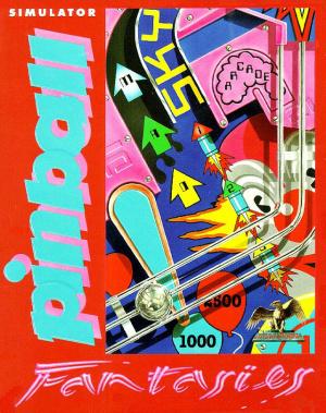 Pinball Fantasies sur Amiga