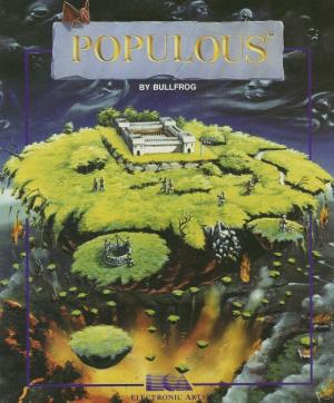 Populous sur Amiga