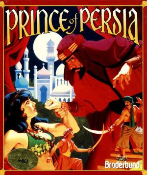 Prince of Persia sur Amiga