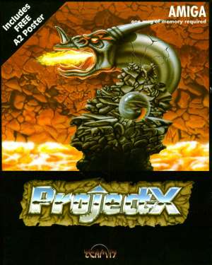 Project-X sur Amiga