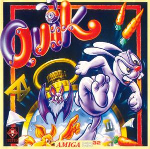 Quik The Thunder Rabbit sur Amiga