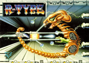 R-Type sur Amiga