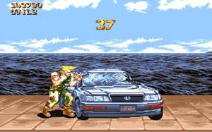 8ème : Street Fighter II / 1992