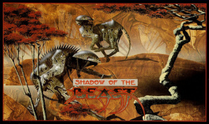 Shadow of the Beast sur Amiga