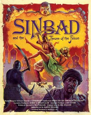 Sinbad and th Throne of the Falcon sur Amiga