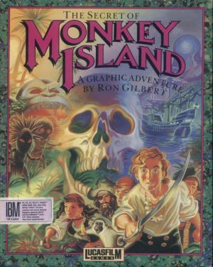 The Secret of Monkey Island sur Amiga