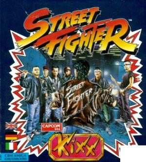 Street Fighter sur Amiga