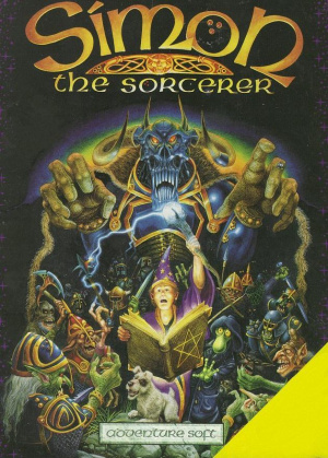 Simon the Sorcerer sur Amiga