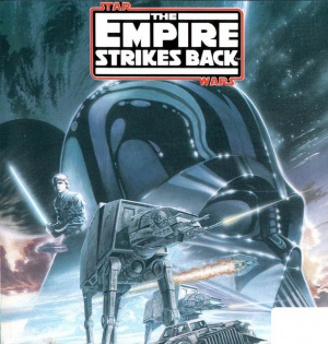 Star Wars : The Empire Strikes Back sur Amiga