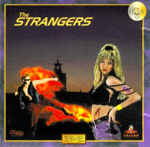 The Strangers sur Amiga