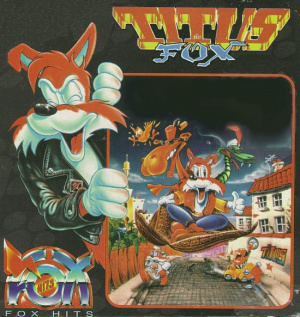 Titus the Fox : To Marrakech and Back