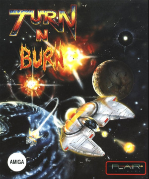 Turn And Burn sur Amiga