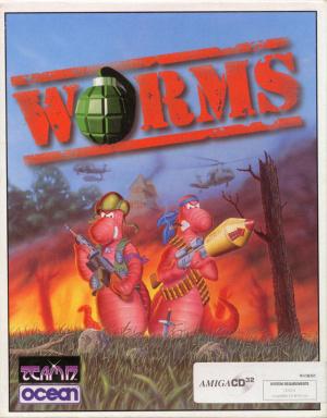 Worms sur Amiga