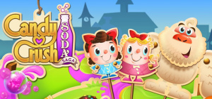 Jaquette de Candy Crush Soda Saga sur Android