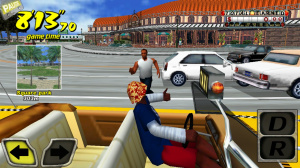 Crazy Taxi débarque sur Android