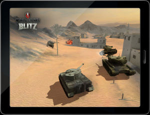 World of Tanks Blitz - GDC 2013