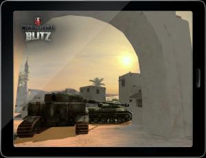 World of Tanks Blitz lance sa bêta fermée