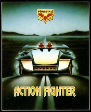 Action Fighter sur C64