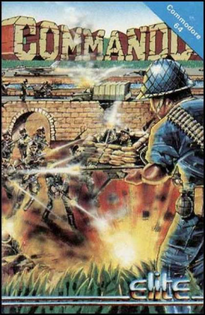 Commando sur C64