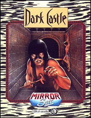Dark Castle sur C64