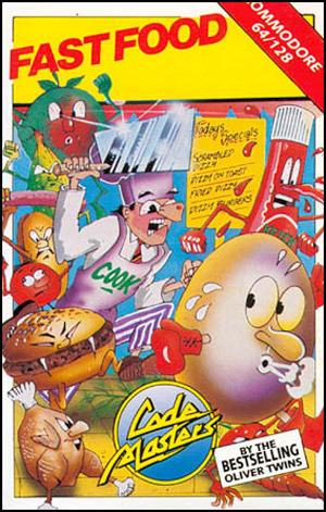 Fast Food sur C64