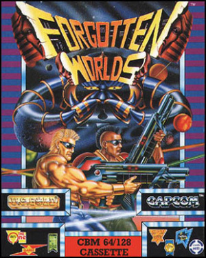 Forgotten Worlds sur C64