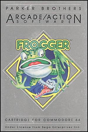 Frogger sur C64