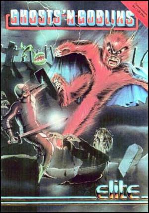 Ghosts'n Goblins sur C64