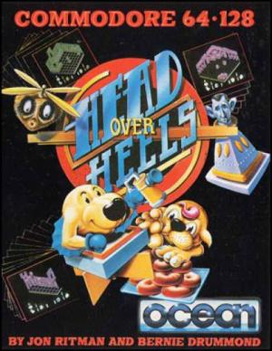 Head over Heels sur C64