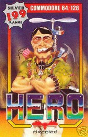 H.E.R.O. sur C64