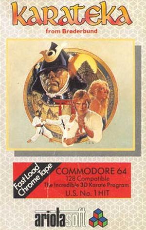 Karateka sur C64