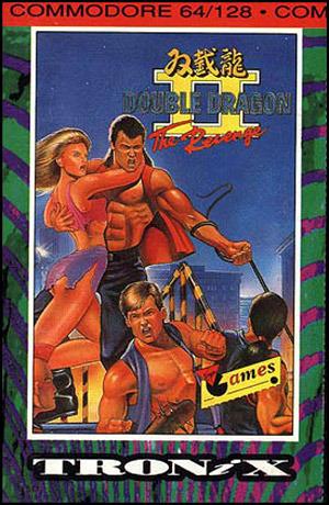 Double Dragon II : The Revenge sur C64