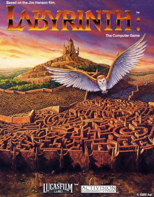 Labyrinth : The Computer Game sur C64