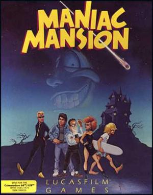 Maniac Mansion sur C64