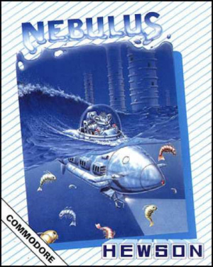 Nebulus sur C64