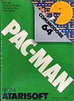 Pac-Man sur C64
