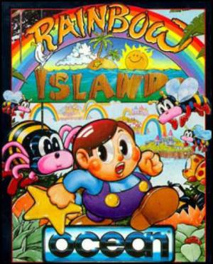Rainbow Islands sur C64