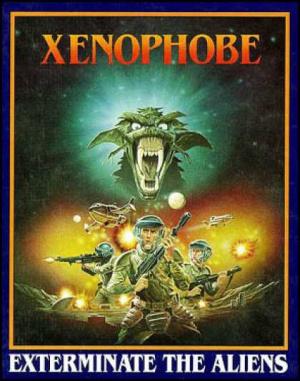 Xenophobe sur C64