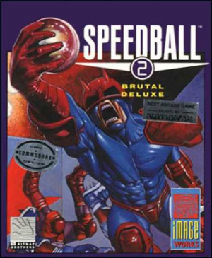 Speedball 2 sur C64