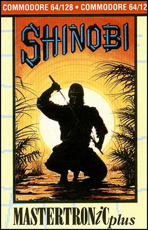 Shinobi sur C64