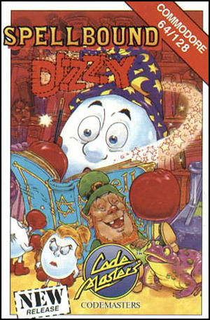 Spellbound Dizzy sur C64