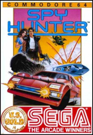 Spy Hunter sur C64