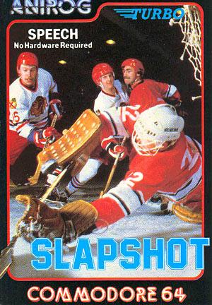 Slap-Shot! Hockey sur C64