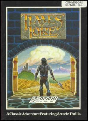 Times of Lore sur C64