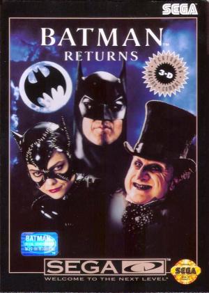 Batman Returns sur Mega-CD