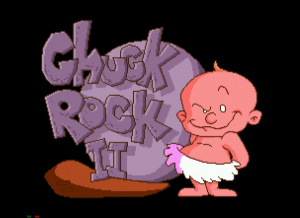 Chuck Rock II : Son of Rock